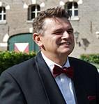 Solist, koorlid Bert Smedinga
