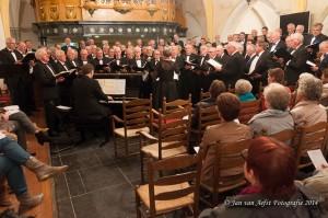 3 koren concert 10 mei 2014