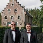 Solisten Beert van Oenen en Bert Smedinga